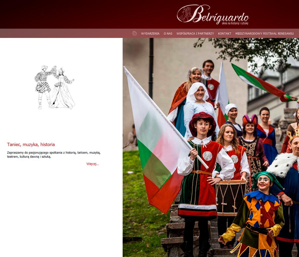 Belriguardo - - strona internetowa